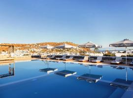 Osom Resort, family hotel in Ornos
