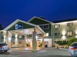 Best Western Long Beach Inn, hotel in Long Beach