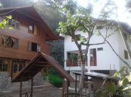 Illariy Tampu Ecoalbergue Oxapampa, lodge in Oxapampa