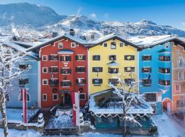 Hotel Zur Tenne, romantic hotel in Kitzbühel