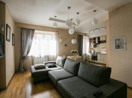 Apartment on Bolshaya Pokrovskaya, hotel near River Fleet Museum, Nizhny Novgorod