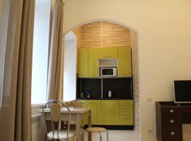 Апартаменты Комсомольская - у Кремля, апартаменты/квартира в Ярославле