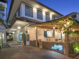 Sanur House, hotel with pools in Sanur