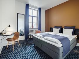 Milling Hotel Ritz Aarhus City, hotel i Aarhus