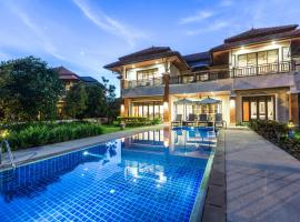 Angsana Villas Resort Phuket, golf hotel in Bang Tao Beach
