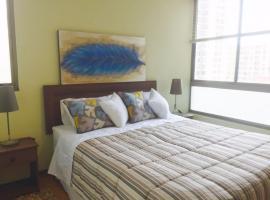Studio Cochrane, hotel en Santiago
