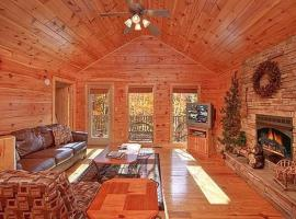 Mountain Seclusion, villa in Sevierville