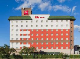 Ibis Porto Alegre Aeroporto, pet-friendly hotel in Porto Alegre