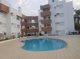 Apto de 02 qtos no Ingleses - Florianopolis - SC, hotel perto de Praia dos Ingleses, Florianópolis