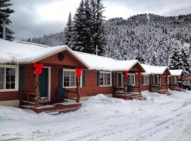 Three Bears Lodge, hotel v destinaci Red River