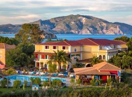 Porto Koukla Beach, hotel in Lithakia