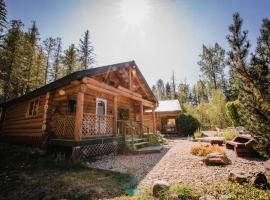 Cedar Haven Cabins and Resort, hotel em Clearwater