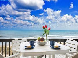 Amelia Island Oceanfront 2 Master Suites, vacation rental in Amelia Island