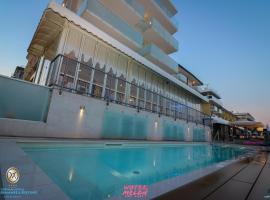Hotels Vidi Miramare & Delfino, hotel v destinaci Lido di Jesolo