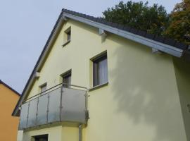 1-Zimmer-Wohnung Nähe Playmobil Funpark, hotel near PLAYMOBIL Fun Park, Oberasbach