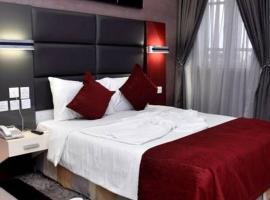 De Edge Hotel Port Harcourt, hôtel à Port Harcourt