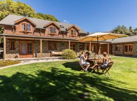 Wanaka Homestead Lodge & Cottages, B&B in Wanaka