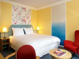 ホテル パルク プラザ、ルクセンブルクのホテル