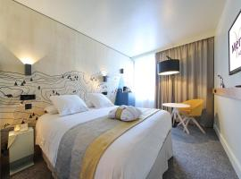 Mercure Grenoble Centre Alpotel, hotel in Grenoble