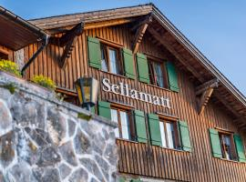 Berghotel Sellamatt, hotel near Alt St. Johann-Sellamatt, Alt Sankt Johann