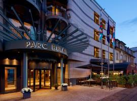 Hotel Parc Belair, Hotel in Luxemburg (Stadt)