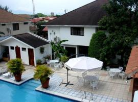 Hotel Casa La Cordillera, hotel in San Pedro Sula