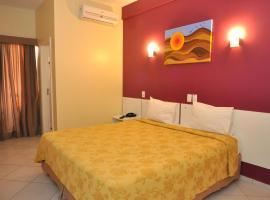 Sandrin Praia Hotel, hotel near Sergipe Cultural and Art Centre, Aracaju