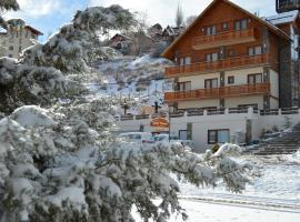 Hotel Chalet Valluga, hotel in Farellones