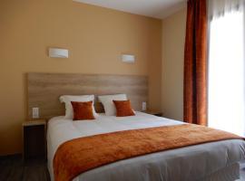 Hotel Marinet, hotel in Châtillon-en-Michaille