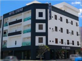 Hotel Legend Boutique, hotel in Johor Bahru