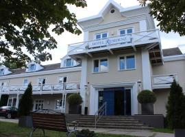 Hotel Residenz, отель в Херингсдорфе