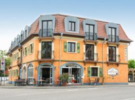Hotel Casa Rustica - Eintrittskarten für den Europapark erhalten Sie garantiert über uns!, hotel in Rust