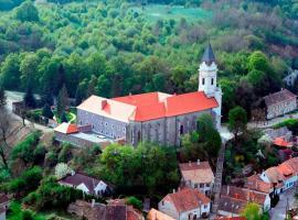 Sopron Monastery Hotel, hotel in Sopron