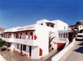 Hotel Lofos - The Hill, hotel in Ios Chora