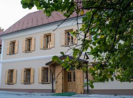 Vila Viktorija, family hotel in Brod na Kupi