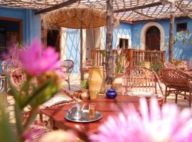 Riad Le Grand Large, riad in Essaouira