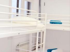 Hostal Casa 18, Hotel in Madrid