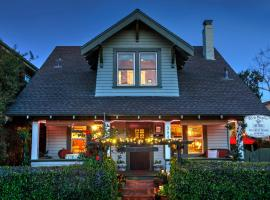 Hillcrest House Bed & Breakfast, vacation rental in San Diego