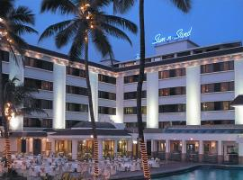 Sun-n-Sand Mumbai Juhu Beach, beach hotel in Mumbai