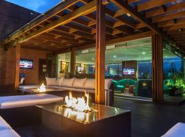 Best Western Plus 93 Park Hotel, hotel en Bogotá