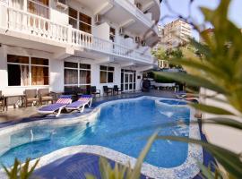 Отель Радуга - Престиж, отель в Сочи, рядом находится Торгово-деловой центр «Александрия»