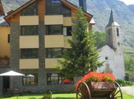 Roca Blanca, hotel en Espot