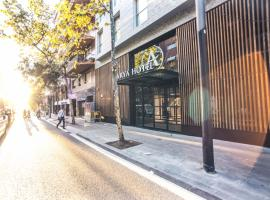 Ona Hotels Arya, hotel a 3 stelle a Barcellona
