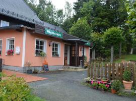Restaurant & Pension Forsthaus Hain, Hotel in der Nähe von: Johannisstein Ski LIft, Kurort Oybin