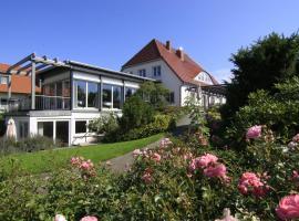 H.W.S. Hotel Der Wilde Schwan, Hotel in der Nähe von: Bahnhof Bergen auf Rügen, Sagard