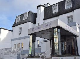 Riviera Hotel, hótel í Torquay