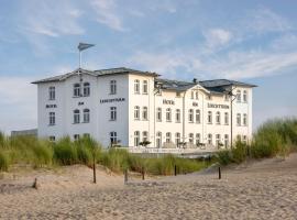 Hotel Am Leuchtturm, Hotel in der Nähe von: Schiffbau- und Schifffahrtsmuseum, Warnemünde