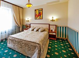 Гостиница Электрон, отель в Москве