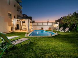 Dream Villa, ξενοδοχείο κοντά σε Ιερά Μονή Αγίας Τριάδος, Καμπάνι