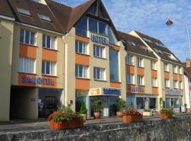 Hôtel Sanotel, hotel in Gien